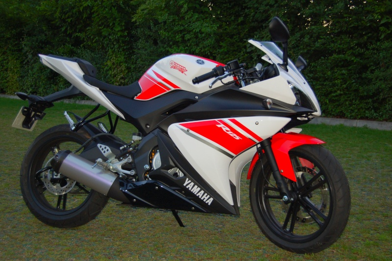 yzf 125 yamaha  topic officiel  - page   14