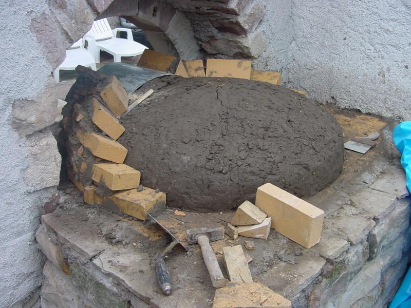 Four et soir pizza 1ere for Construire un four a pizza exterieur