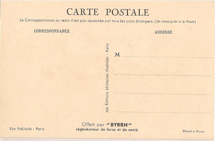 Byrrh : Publicitaires | Cartes Postales Anciennes sur CPArama