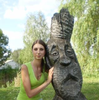 Наташа Ефименко, город Щорс