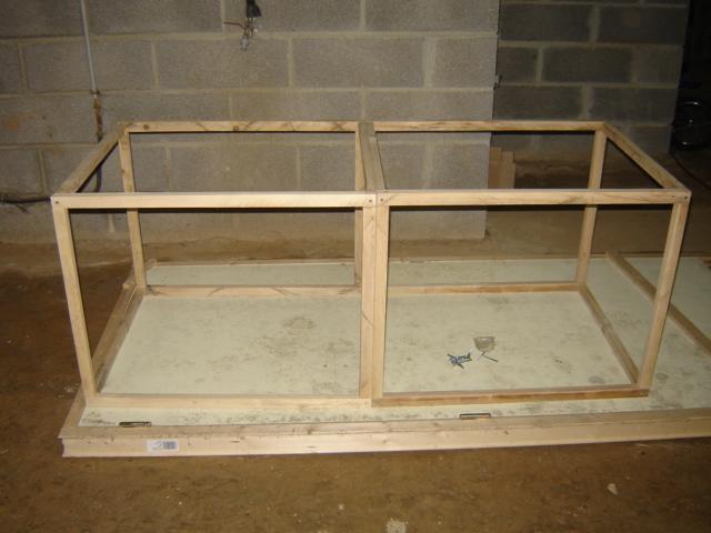Cabane En Bois Pour Lapin : Fabrication d'un enclos pour lapin – Page 1