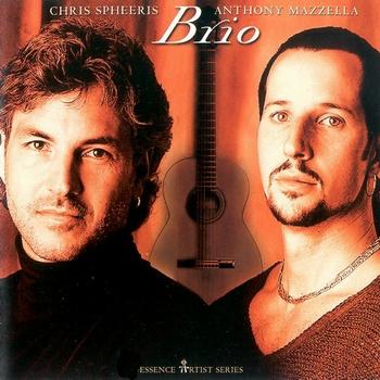 Chris Spheeris & Anthony Mazzella - Brio (2001)