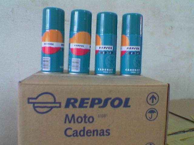 Sold out [wts] repsol moto cadenas (chainlube)